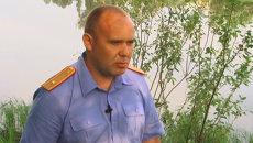 Уральские следователи показали место, где были найдены тела двух школьниц