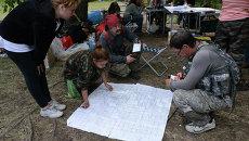 Поиски пропавшего в Новосибирской области мальчика