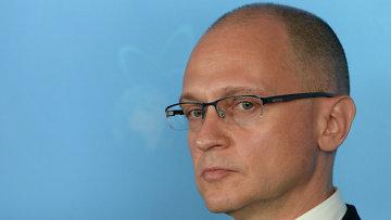 Генеральный директор Госкорпорации Росатом Сергей Кириенко, архивное фото