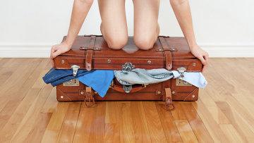 Сборы в отпуск