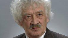 Директор Новосибирского зоопарка Ростислав Шило