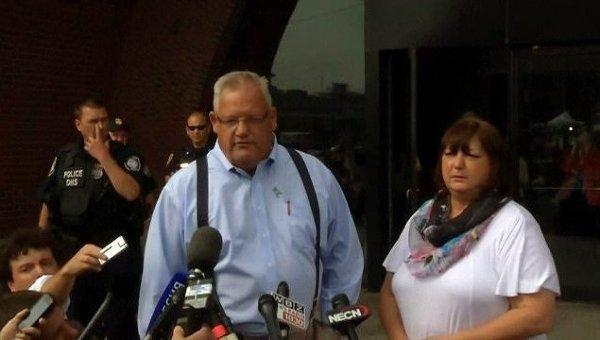 Пострадавшие в бостонском теракте рассказали, как Царнаев вел себя в суде