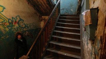 Ветхое жилье в Ленинском районе Новосибирска