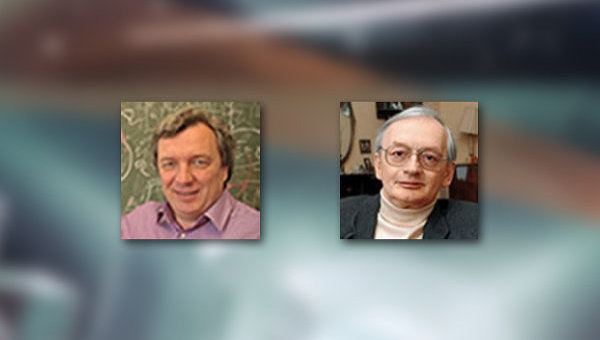 Вячеслав Муханов и Алексей Старобинский