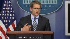 Реакция Белого дома и госдепа США на встречу Сноудена с правозащитниками