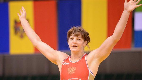 Россиянки Букина иТражукова победили турчанок волимпийском турнире поборьбе