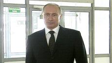 Путин об отношениях РФ с США и предупреждении Сноудену