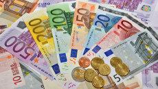 Евро разного номинала