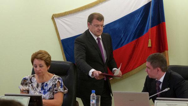 Мэр Томска Николай Николайчук подал в отставку