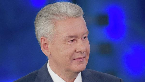 Врио мэра Москвы Сергей Собянин. Архив