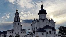 Города России. Свияжск. Архивное фото
