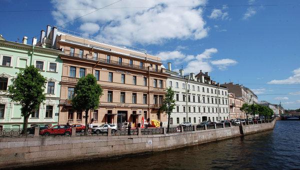 Домина Престиж Отель в Санкт-Петербурге. Архивное фото