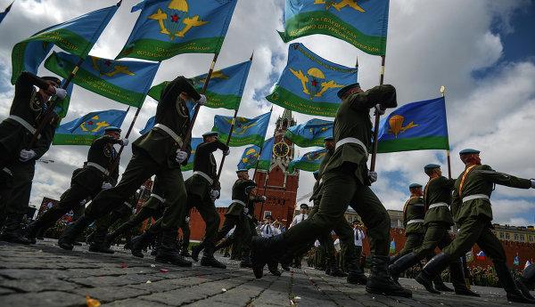 День Воздушно-десантных войск отмечается в России 2 августа