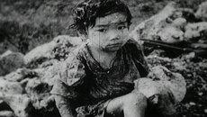 Атомный взрыв над Хиросимой 6 августа 1945 года. Кадры из архива