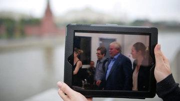 Эдвард Сноуден получил временное убежище в РФ сроком на один год, архивное фото