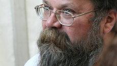 Журналист Максим Соколов на IV Московском международном открытом книжном фестивале