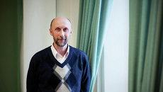 Директор Новосибирского краеведческого музея Андрей Шаповалов