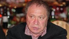 Художественный руководитель театра Школа современной пьесы Иосиф Райхельгауз. Архивное фото