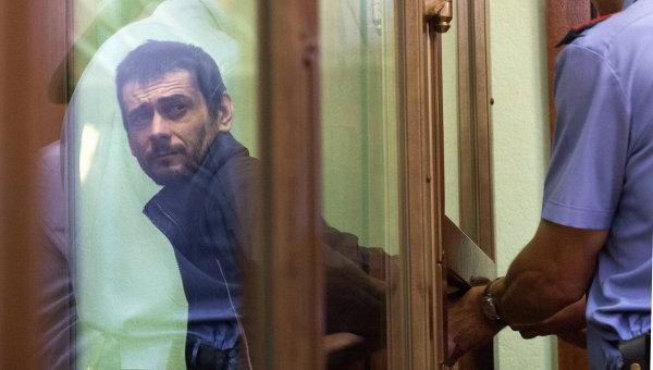 Сергей Помазун в Белгородском областном суде