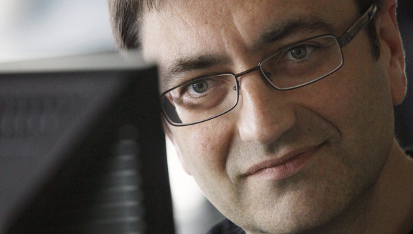 Журналист и писатель Дмитрий Волчек