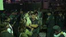 Вернувшиеся из Приамурья спасатели обнимали детей и уворачивались от журналистов