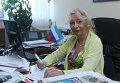 Татьяна Валовая, член коллегии (министр) по основным направлениям интеграции и макроэкономике ЕЭК
