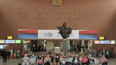 Санкт-Петербург накануне саммита G20