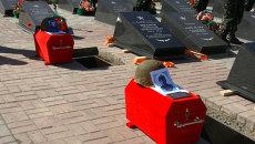 Прах без вести пропавших солдат захоронили в Томске спустя 72 года
