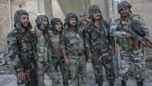 Эксперт: около 10 тысяч иностранцев воюют в Сирии на стороне оппозиции