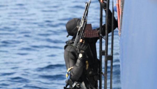 Водолазы Северного флота лидируют вконкурсе «Глубина» врамках АрМИ
