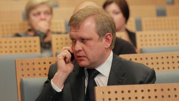 Сергей Капков, архивное фото