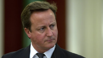 Премьер-министр Великобритании Дэвид Кэмерон, Архивное фото