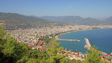 Аланья, Турция, архивное фото