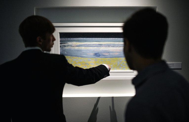 Третьяковская галерея наКрымском валу стала «Новой Третьяковкой»