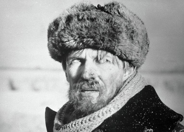 Любшин в фильме Тема