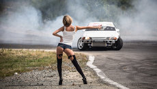 Drift Street Legal 2013 во Владивостоке