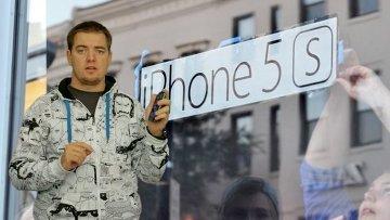 Эксперт рассказал о достоинствах и недостатках нового iPhone 5S