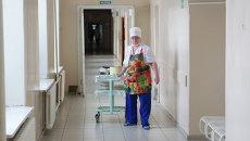 Областная клиническая больница (ОКБ). Архивное фото