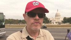 Очевидец рассказал о погоне со стрельбой у здания Конгресса США