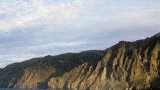 Восточный берег острова Сахалин. Архивное фото