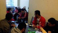 Дети-беженцы из Узбекистана живут в Домодедово четвертый день