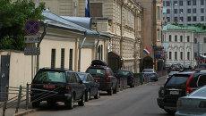 Посольство Нидерландов в России, архивное фото