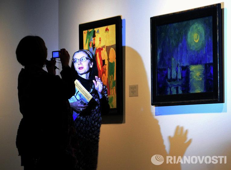 Выставка экспрессионистов в санкт-петербурге