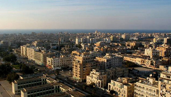 Город Бенгази, Ливия