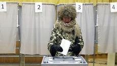 Выборы мэра Томска