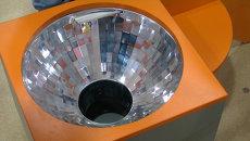 Музей науки в Красноярске показал гостям черную дыру
