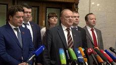 Депутаты ГД обсудили, как власть должна отвечать за этнические конфликты
