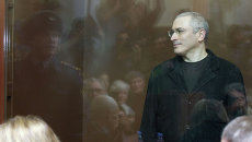 Оглашение приговора Михаилу Ходорковкому, архивное фото