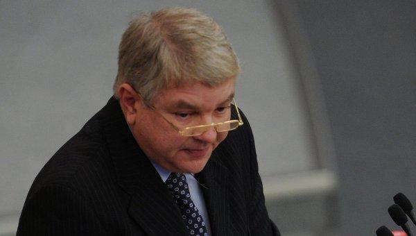 Заместитель министра иностранных дел РФ Алексей Мешков. Архивное фото
