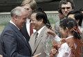 Михаил Горбачев в Китае